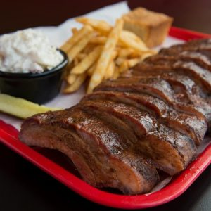 Slab of Ribs  Full Slab $28 Half Slab $20